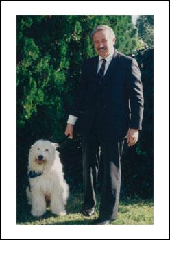 Author Richard Wanderer